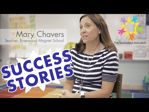 Success Story:  Mary Chavers