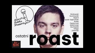 Skecz, kabaret = Roast Sebastiana Rejenta (Ostatni Roast Stand-up Polska)