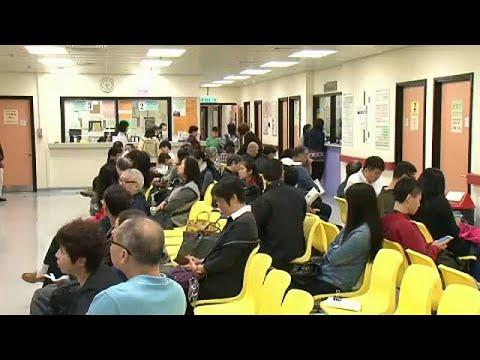 Xονγκ Κονγκ: Πανδημία γρίπης με 320 νεκρούς