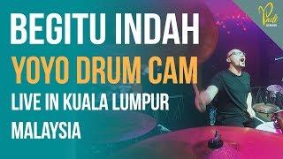 Video PADI REBORN | BEGITU INDAH | YOYO DRUM CAM | LIVE IN KL MP3, 3GP, MP4, WEBM, AVI, FLV April 2019