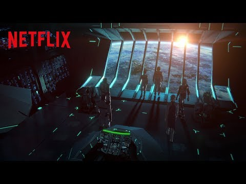 The Trailer for Netflix Japan s Godzilla Monster Planet Anime