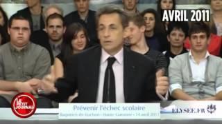 Video Quand Nicolas Sarkozy est interrompu ... MP3, 3GP, MP4, WEBM, AVI, FLV Juli 2017