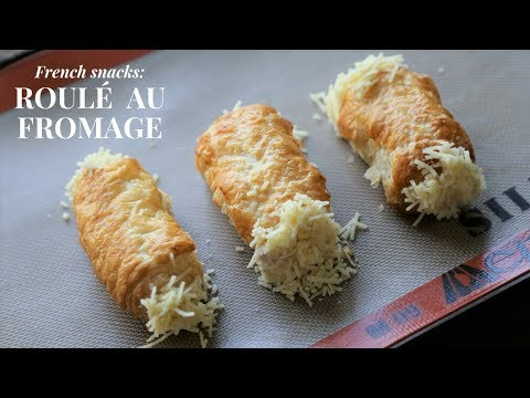How To Make French Ham And Cheese Rolls (one Of France Most Famous Snack)