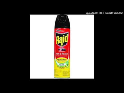 3D Da Dopest- Roach Spray
