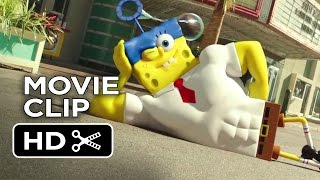 Nonton The Spongebob Movie  Sponge Out Of Water Movie Clip   Cannonball  2015    Animated Movie Hd Film Subtitle Indonesia Streaming Movie Download