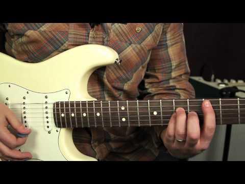 Eric Clapton – Cocaine – jj cale – Blues – Rock – Guitar Lessons – Tutorial – Fender Strat