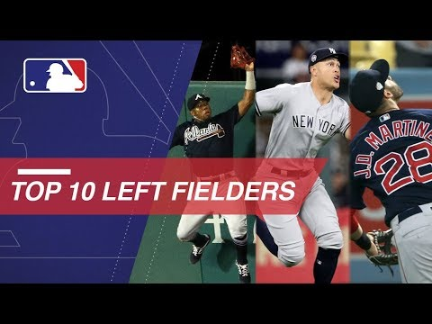 Video: Martinez, Stanton headline Top 10 left fielders right now