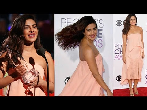 Priyanka Chopra Wins Her 2nd People's Choice Award