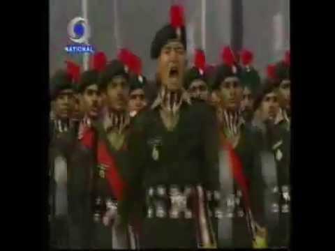 vijayi vishw tiranga pyara jhanda uncha rahe hamara Hindi lyrics