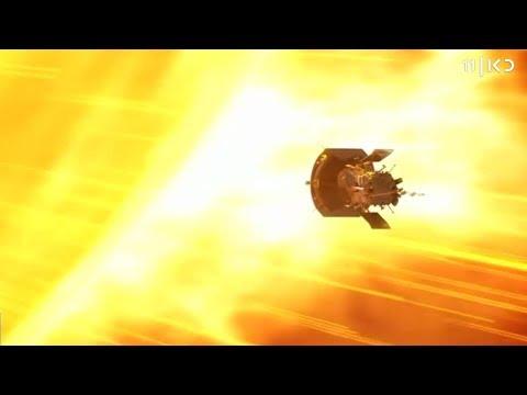 חללית בדרכה לשמש