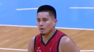 Simon Enciso erupts for nine triples | PBA Governors' Cup 2018