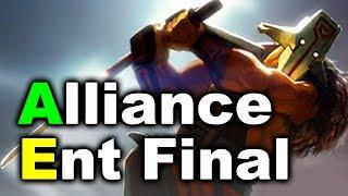 Commentary by LyricalDota Lumi https://www.twitch.tv/lyricaldota Alliance vs TeamEnt DOTA 2 TI7 Final EU Champions Open...