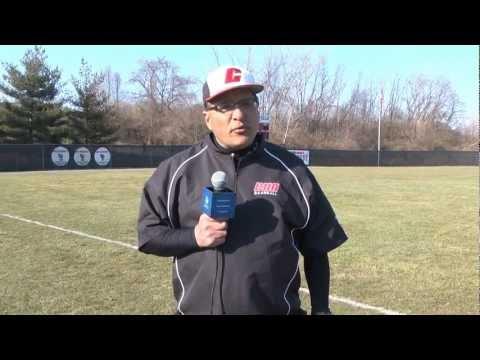 CUA Baseball Sweeps Drew