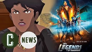 'Legends of Tomorrow' Season 2 Adds Vixen as a Series Regular by Collider