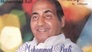 Video Mohammad Rafi - Ab Zindagi Ka Koi Sahara Nahin Raha. MP3, 3GP, MP4, WEBM, AVI, FLV Agustus 2018