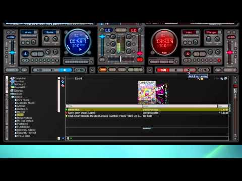 How To MIx Two Songs Together In Virtual Dj