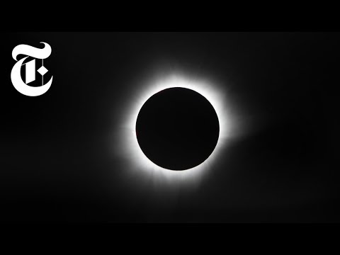 Watch the Solar Eclipse Across the US | Solar Eclipse 2017 (видео)