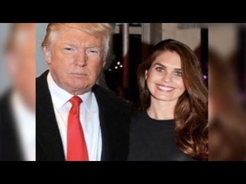 Meet Hope Hicks: Donald Trump's camera shy, traveling press secretary
