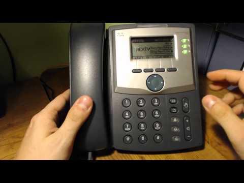 Prezentacja Telefonu VoIP Cisco SPA303