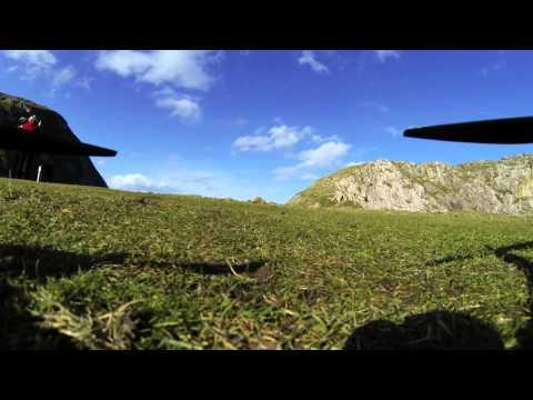 Penrhyn Bay Drone Video
