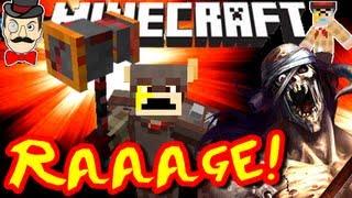 Minecraft RAGE HAMMER&Special Announcement!