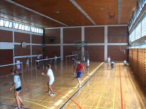 Badminton promo song