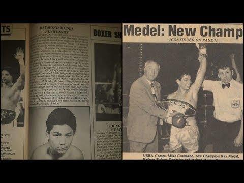 Cornerman TV: Ray Medel part 2