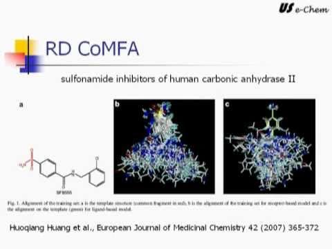 Chemie. Je mehrdimensionalen QSAR Modellierung Liganden für den Rezeptor