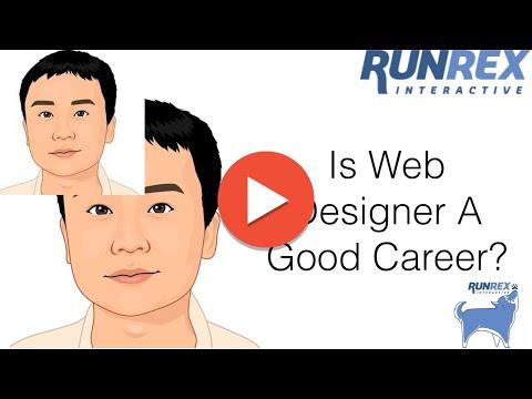 Is Web Designer A Good Career?