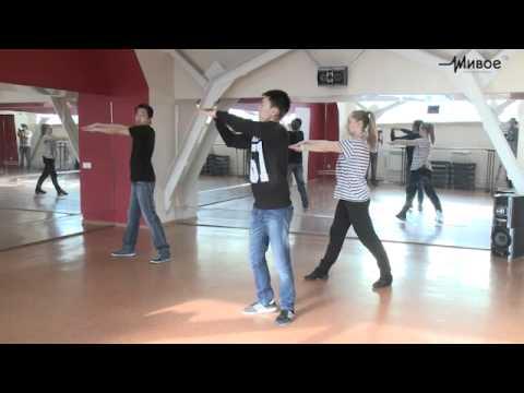 Electro Dance (Тектоник): базовые движения. Обучающий урок ведет Андрей Ким.