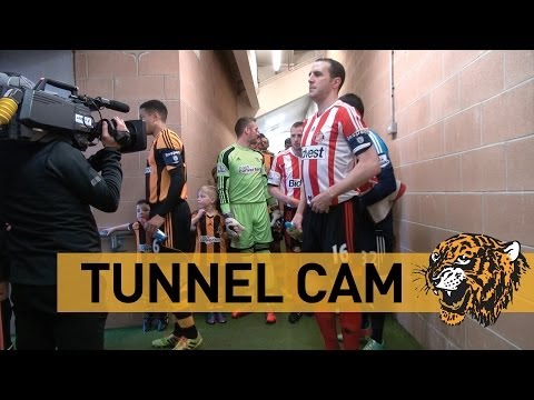 Sunderland - We go behind the scenes with our Tunnel Cam during the 3-0 win against Sunderland in the Quarter-Finals of the FA Cup. Click the timings below to skip to cha...