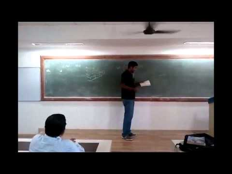 """Skill India Gyan Session on"""" Neural Networks"""" By Skill India Scholar Anup Agarwal"""