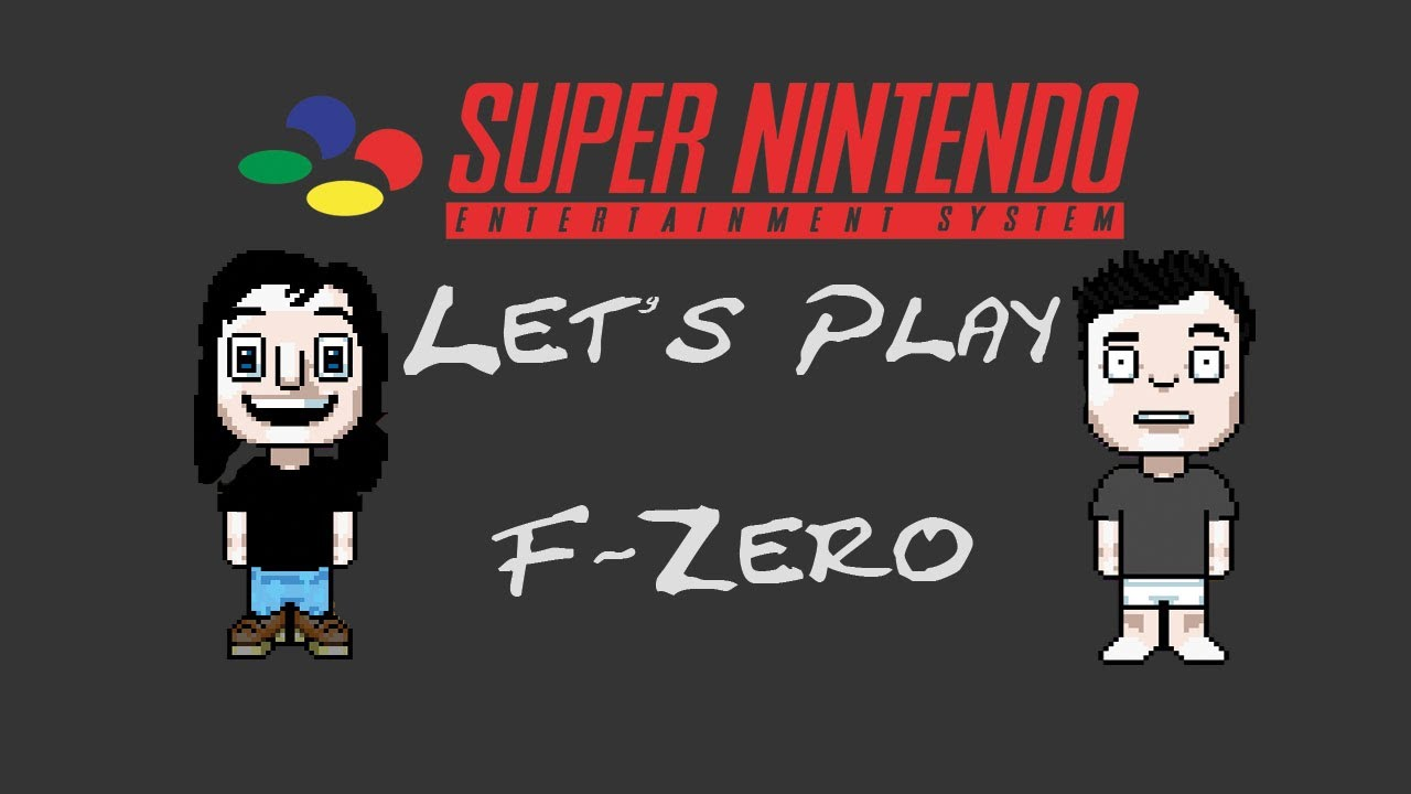 Spiele-Ma-Mo: F-ZERO (SNES)