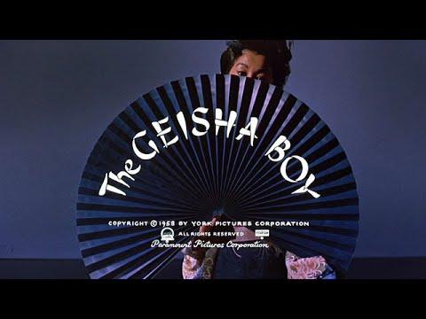 The Geisha Boy (1958) - Opening Scene