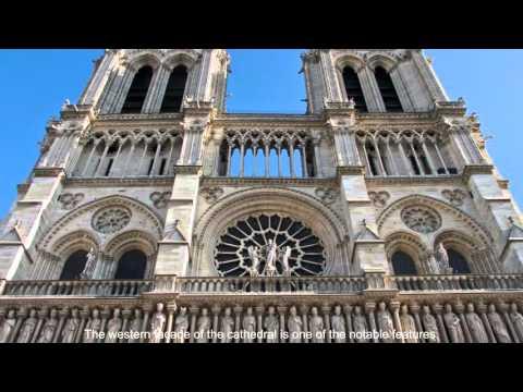 Gothic Architecture - Notre Dame de Paris
