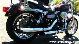 9. Used 2006 Harley-Davidson FXDB Dyna Street Bob with Screamin' Eagle Exhaust