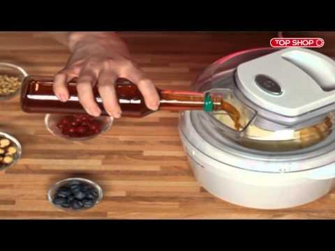 Как сделать мороженицу видео