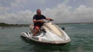 9. Jumping waves in a Yamaha Waverunner