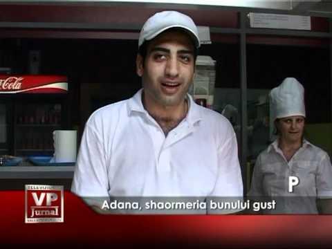 Adana, shaormeria bunului gust