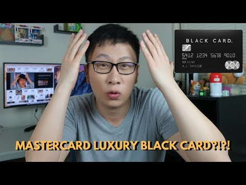 Luxury Black Card ($495 AF) Mastercard Review: Buy a Rolex Instead?