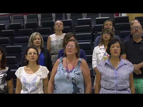 1ª Reunião Solene - homenagem às mulheres