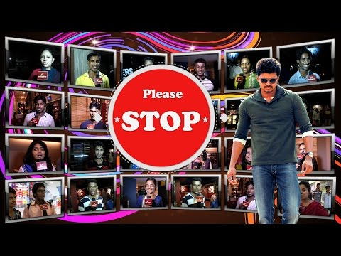 Its Diwali ! Change Your Negatives: Fans to Vijay  | Kaththi