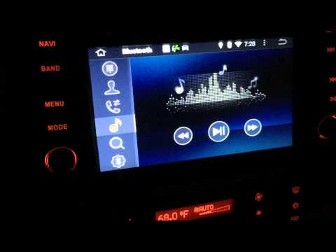 BMW E46 Android Navigation with KITKAT 4.4 from eBay