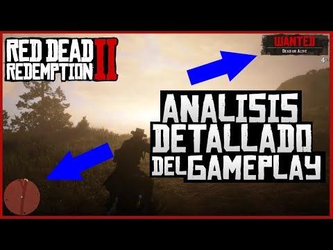 Red Dead Redemption 2 Noticias ANALISIS DETALLADO DEL NUEVO GAMEPLAY Rdr 2 Informacion