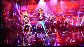 LMFAO AMA 2011 performance