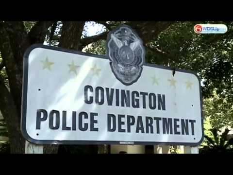 racial - Covington police officers recorded using racial slurs.