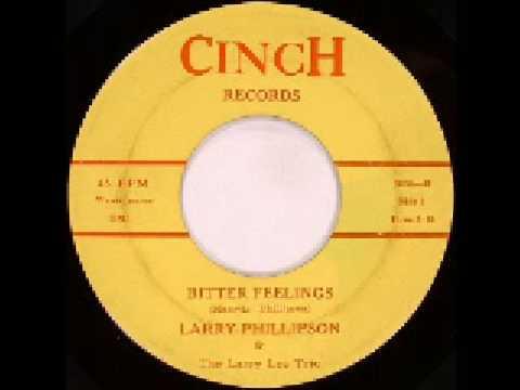 Larry Phillipson - Bitter Feelings