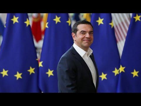 Α. Τσίπρας: Η άνοδος και η βαριά ήττα στις ευρωκλογές