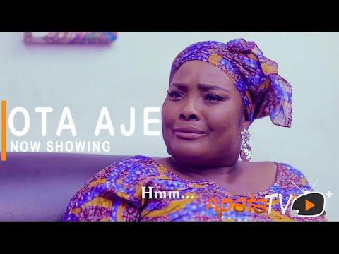Ota Aje Latest Yoruba Movie 2021 Drama Starring Ronke Odusanya | Tosin Olaniyan | Niyi Johnson