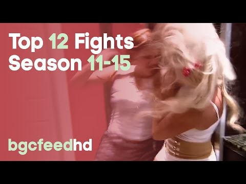 Bad Girls Club: Top 12 Fights Season 11-15
